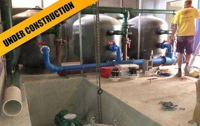 High Volume, Filtration, Sanitation & Water Management
