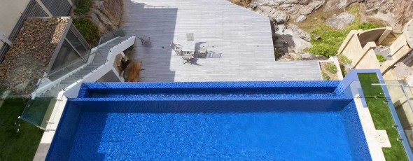 Residential Pool Building Project 5