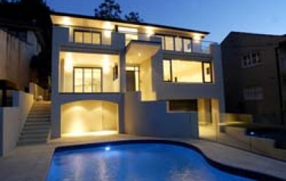 Contemporary lifestyle integration with views