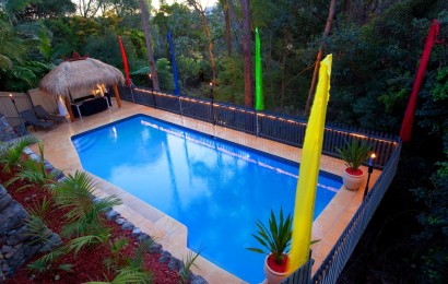 North shore 'Balinese' retreat