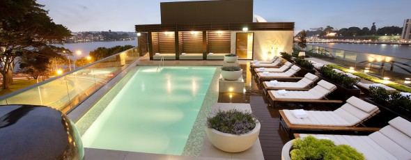 Luxury Hotel Spa with Opera House Views