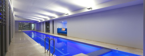 Residential Pool Building Project 11