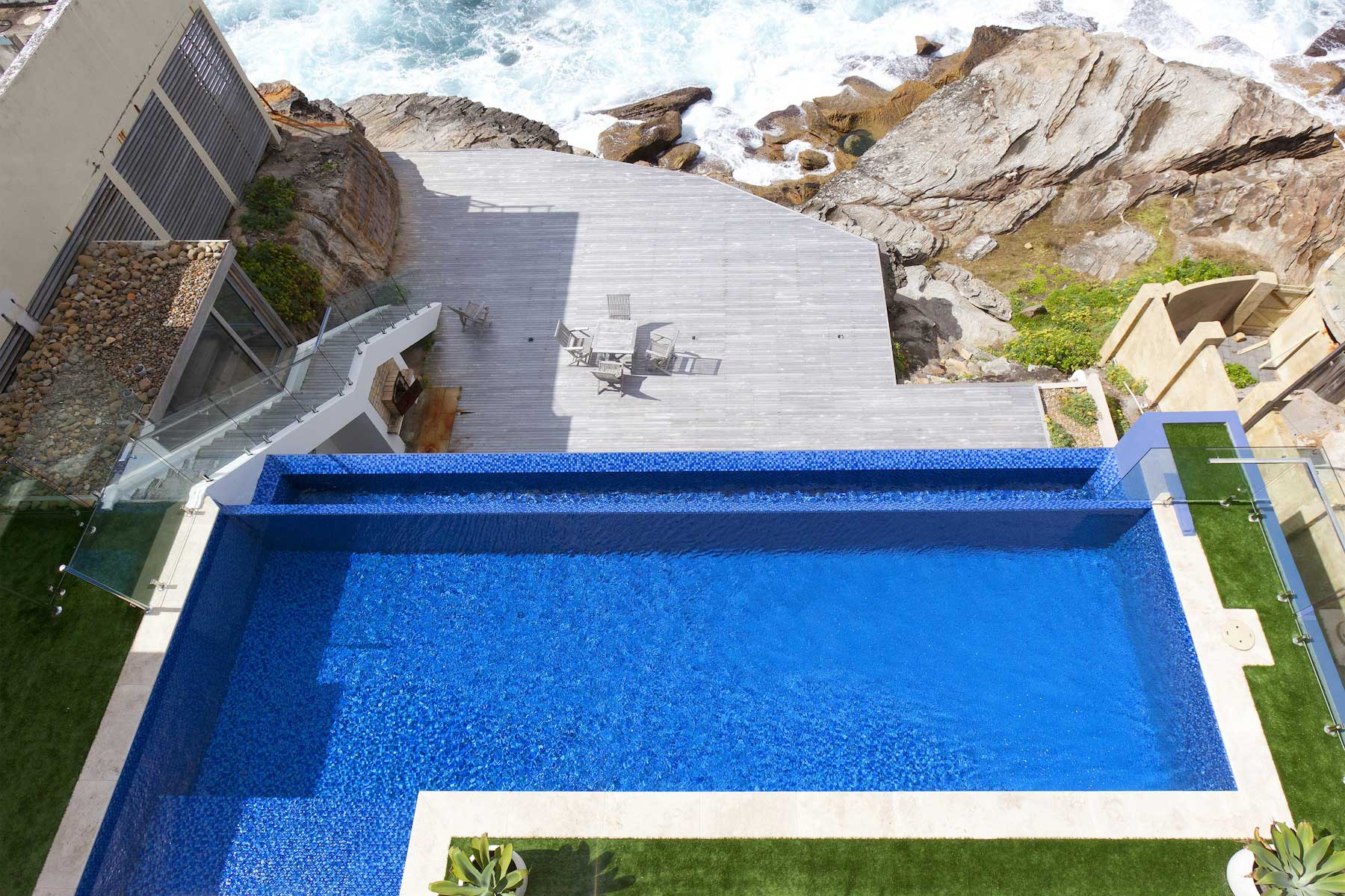 residential u0026 commercial pool portfolio sunset pools sydney residential infinity pools p85 infinity