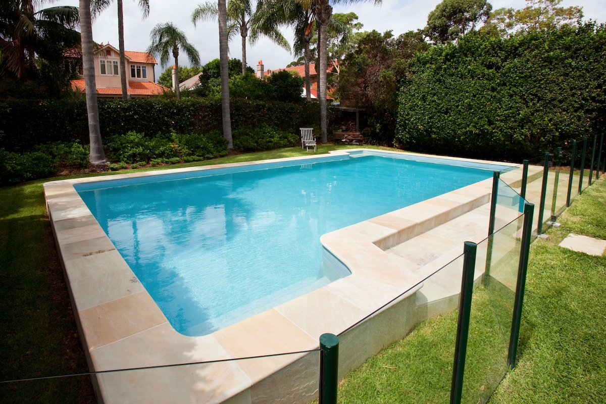 Residential Pool Project - Drummoyne 1