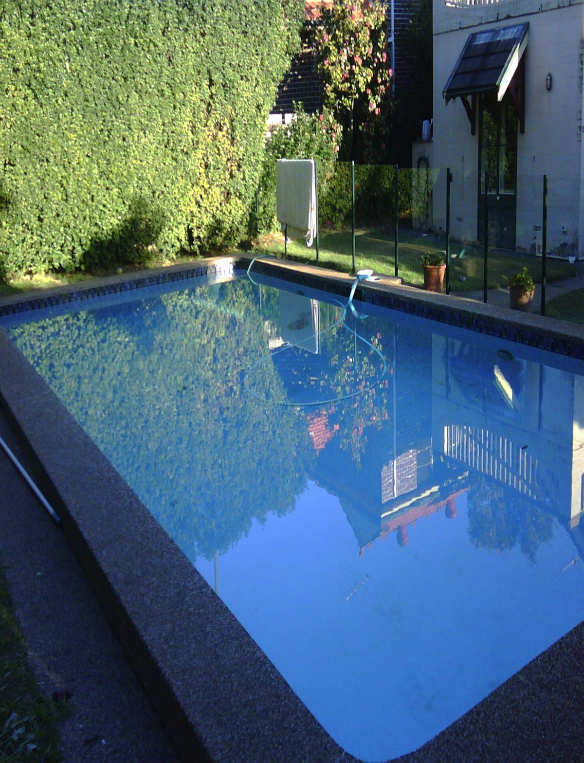 Residential Pool Project - Drummoyne Before