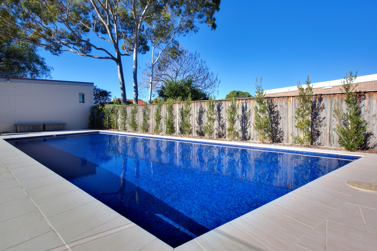 Residential Pool Project - Haberfield 1