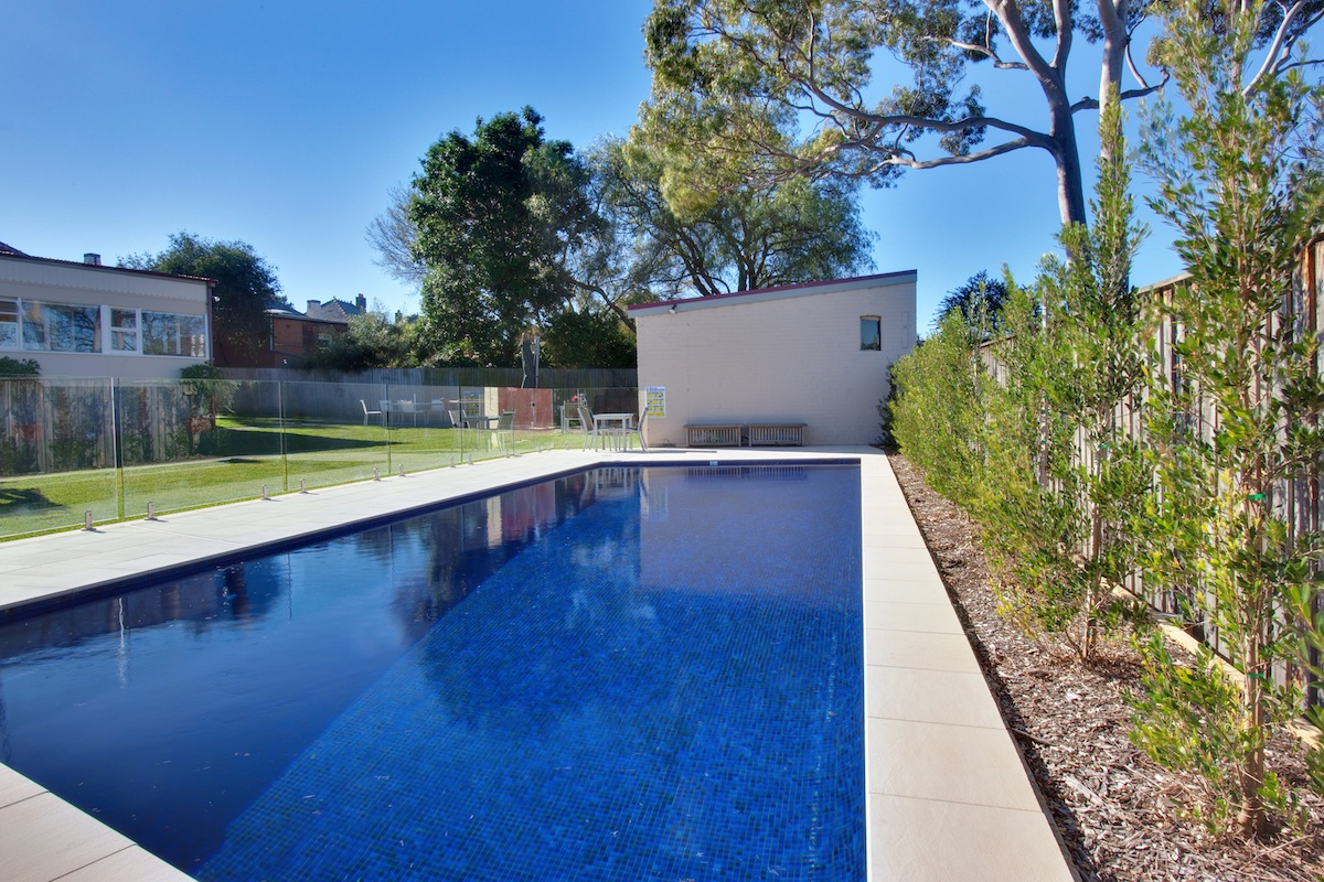 Residential Pool Project - Haberfield 2