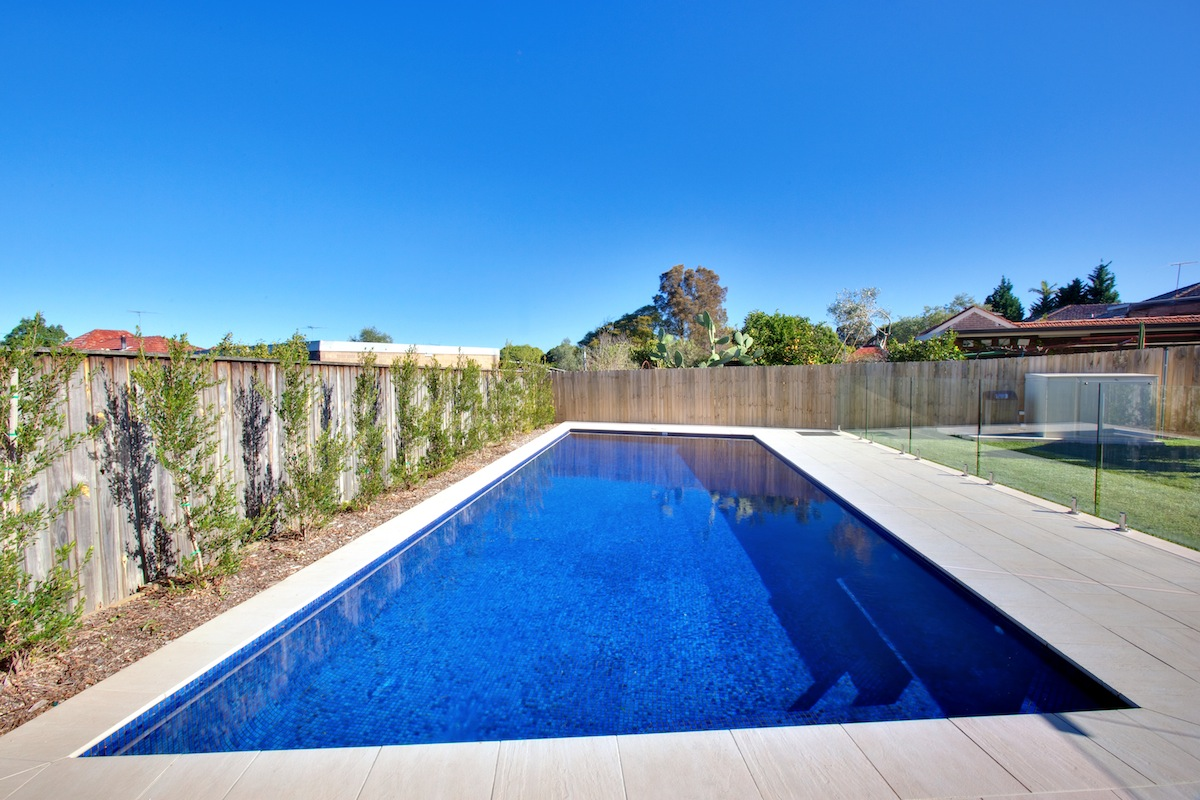 Residential Pool Project - Haberfield 3
