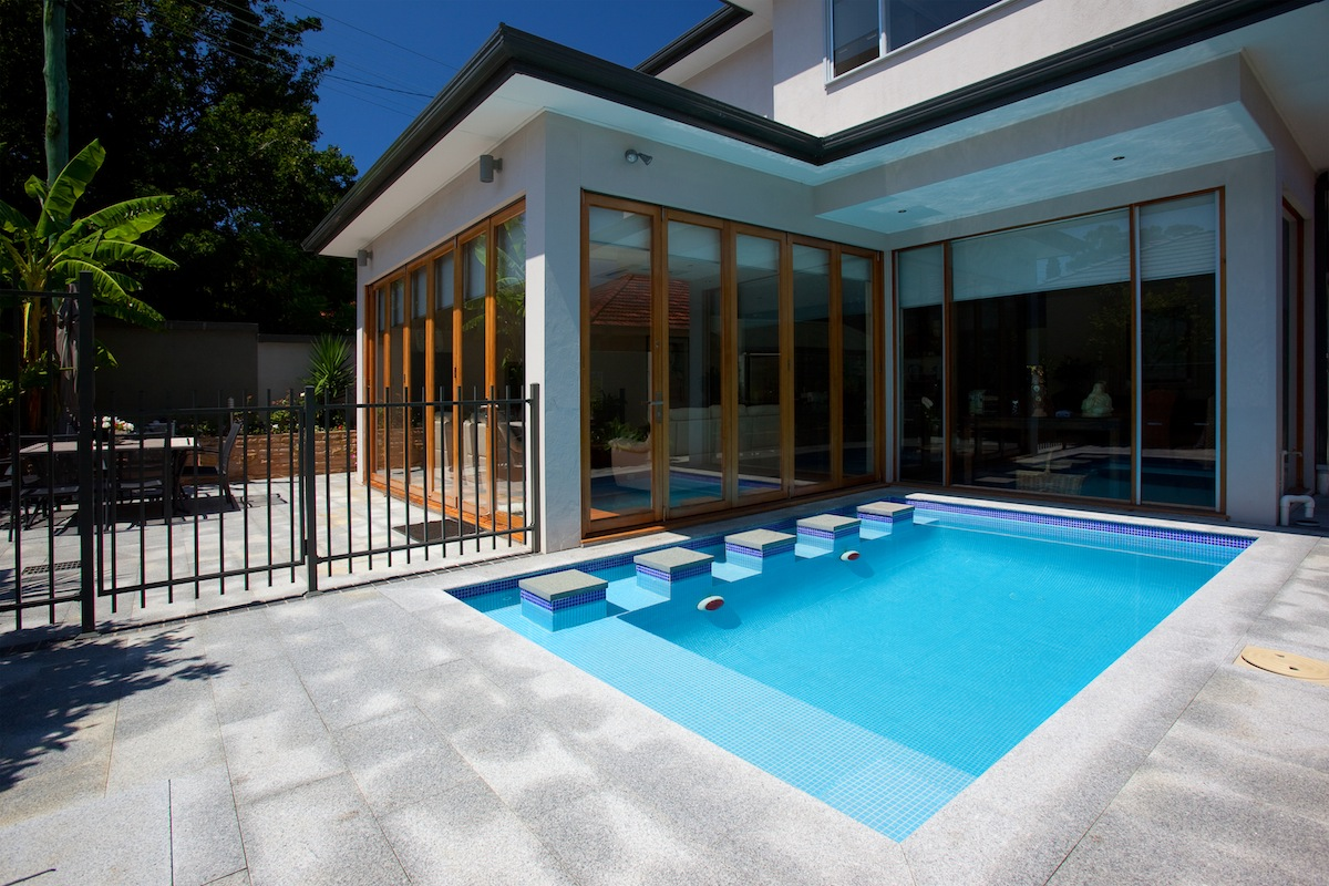 Residential Pool Project - Hunters Hill 1
