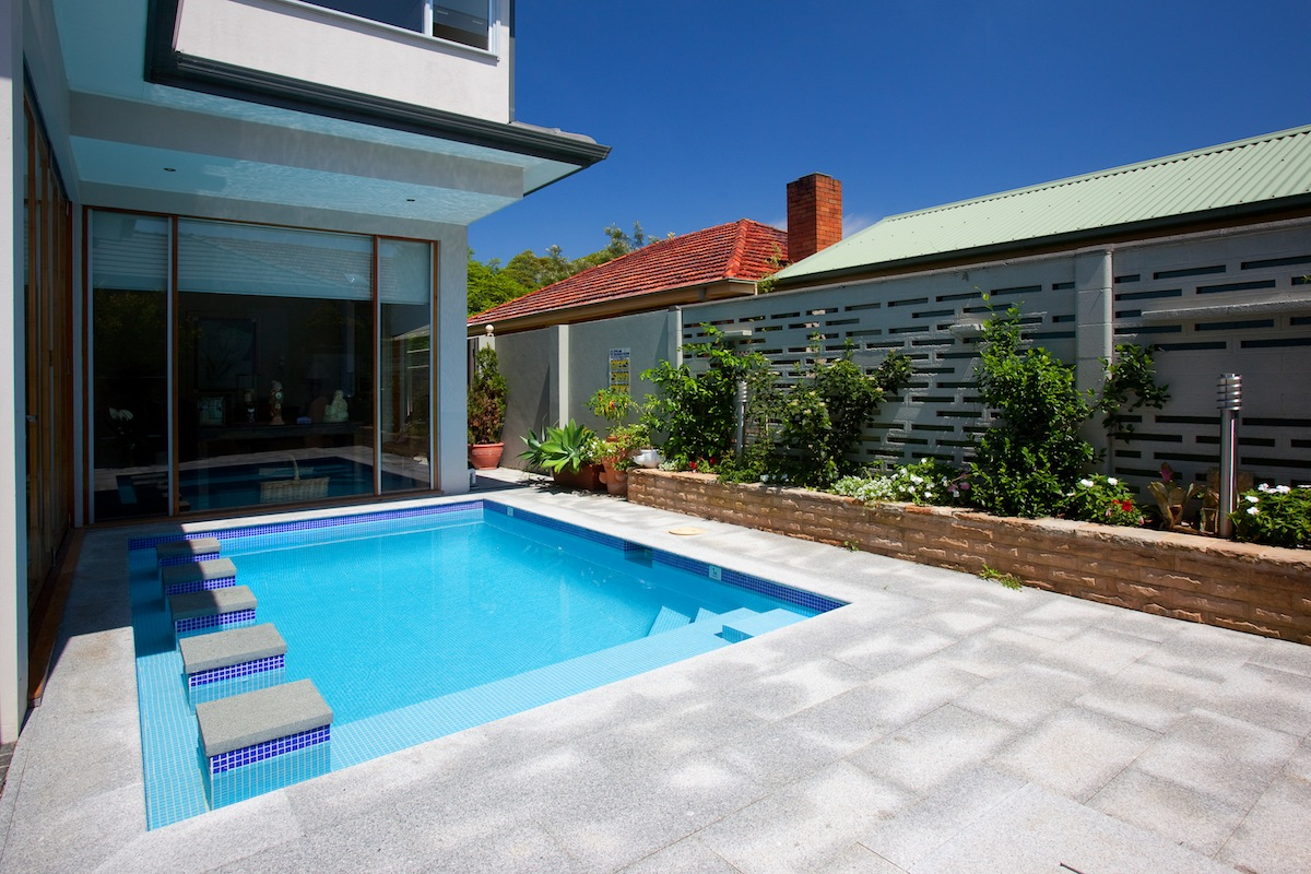 Residential Pool Project - Hunters Hill 2