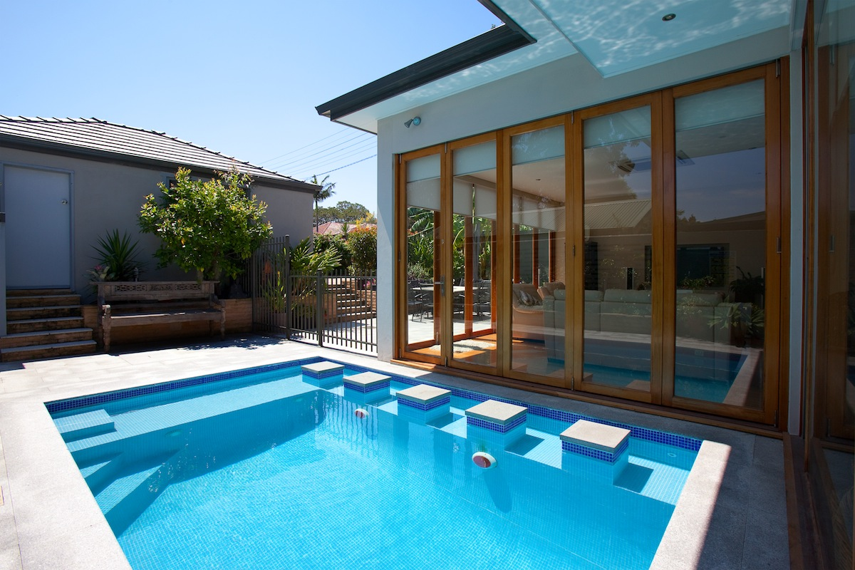 Residential Pool Project - Hunters Hill 3