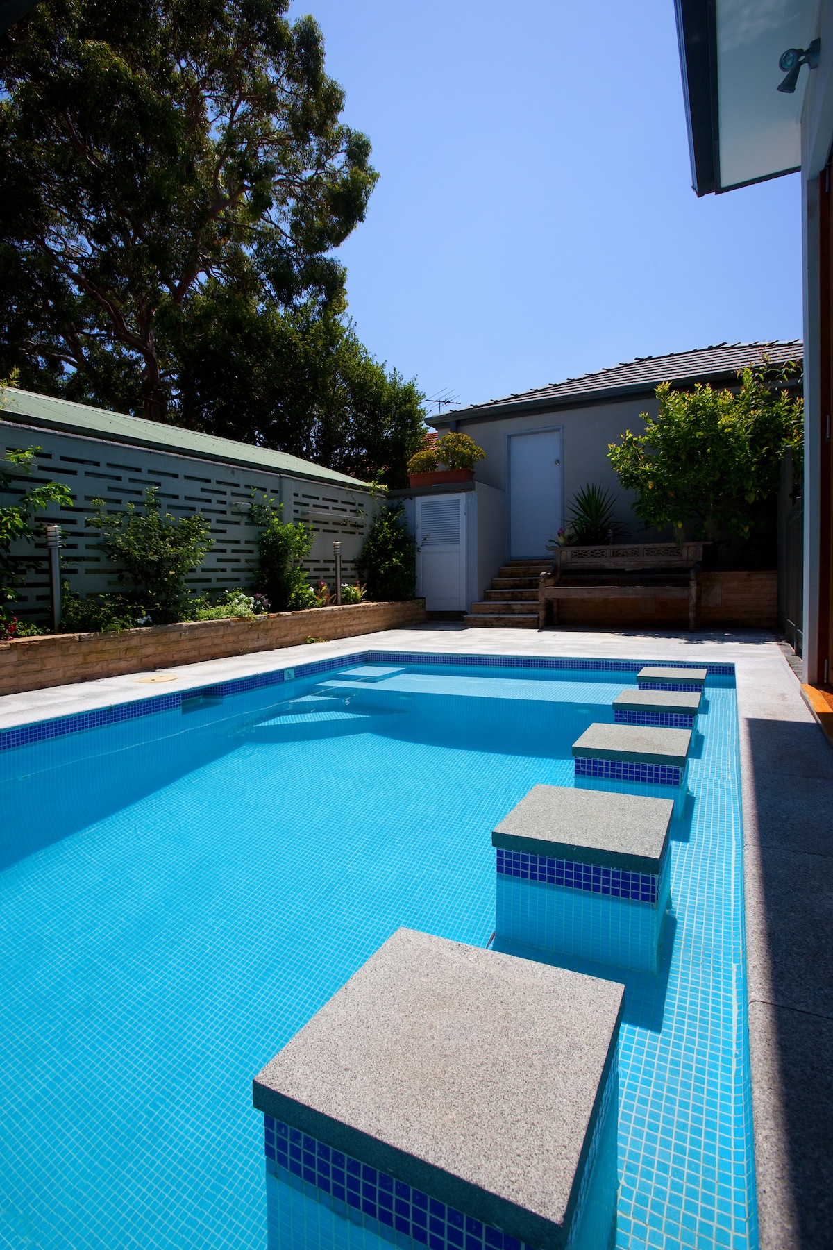 Residential Pool Project - Hunters Hill 4