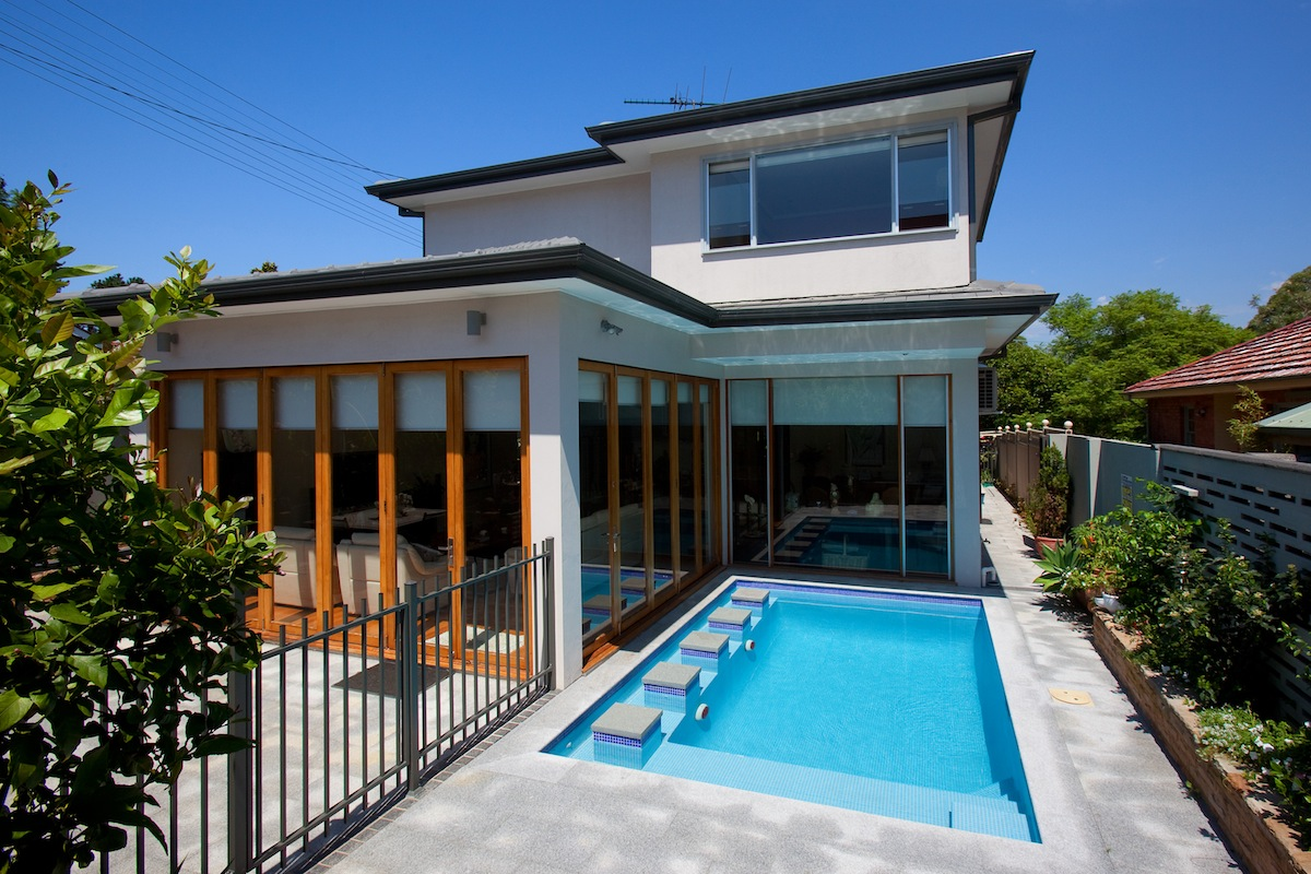 Residential Pool Project - Hunters Hill 5