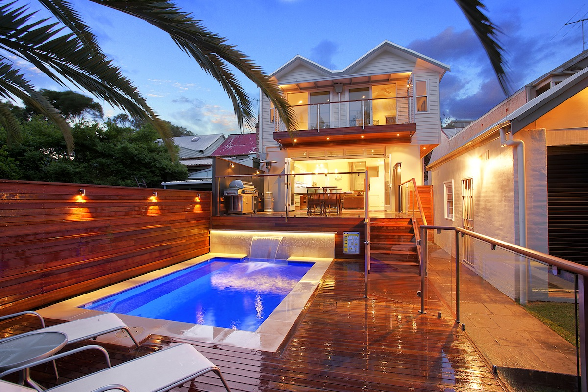 Residential Pool Project - Lilyfield 1
