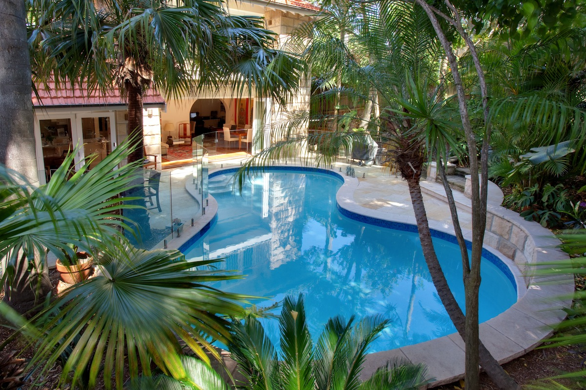 Residential Pool Project - Neutral Bay 1