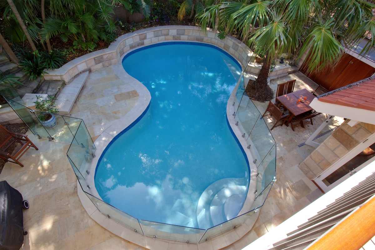 Residential Pool Project - Neutral Bay 4