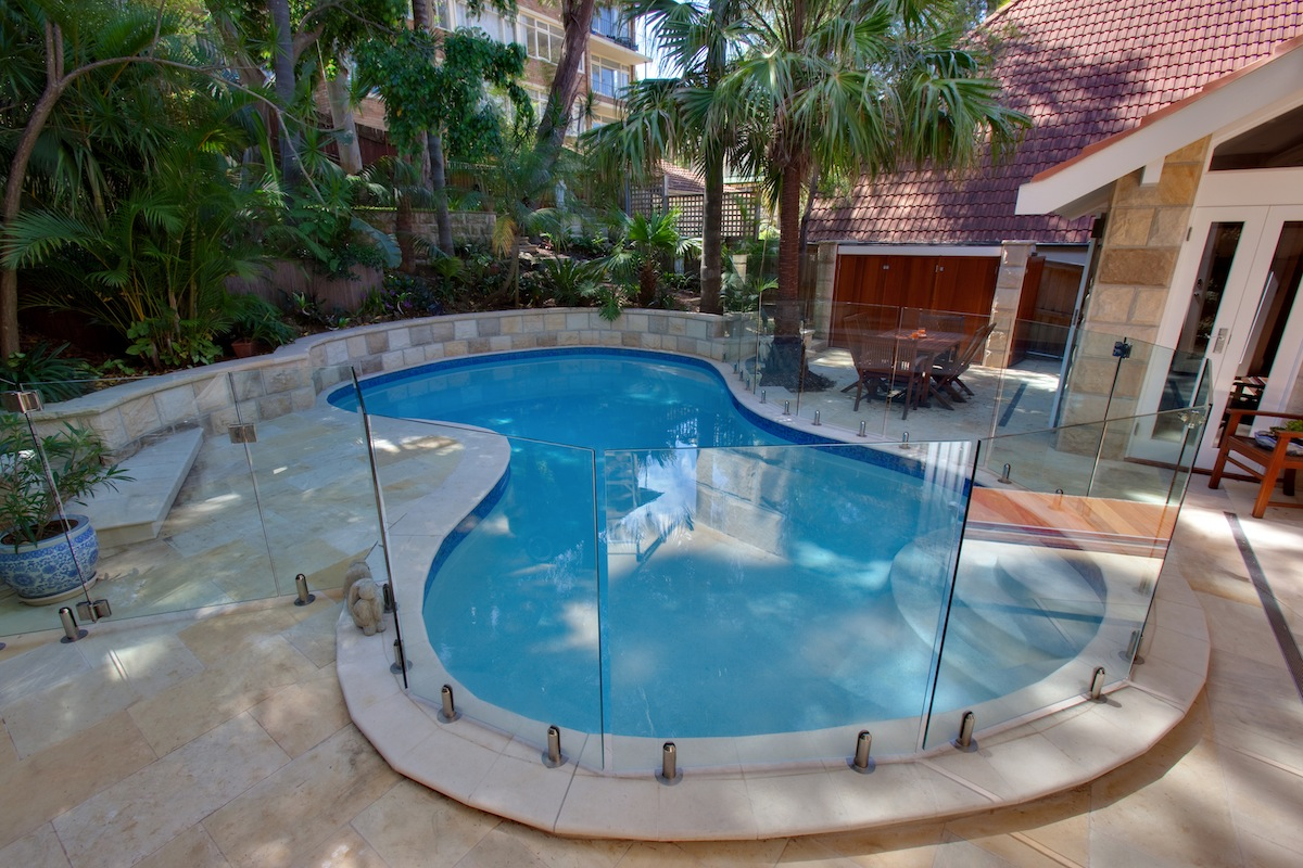 Residential Pool Project - Neutral Bay 5