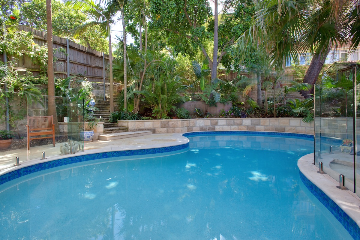 Residential Pool Project - Neutral Bay 6