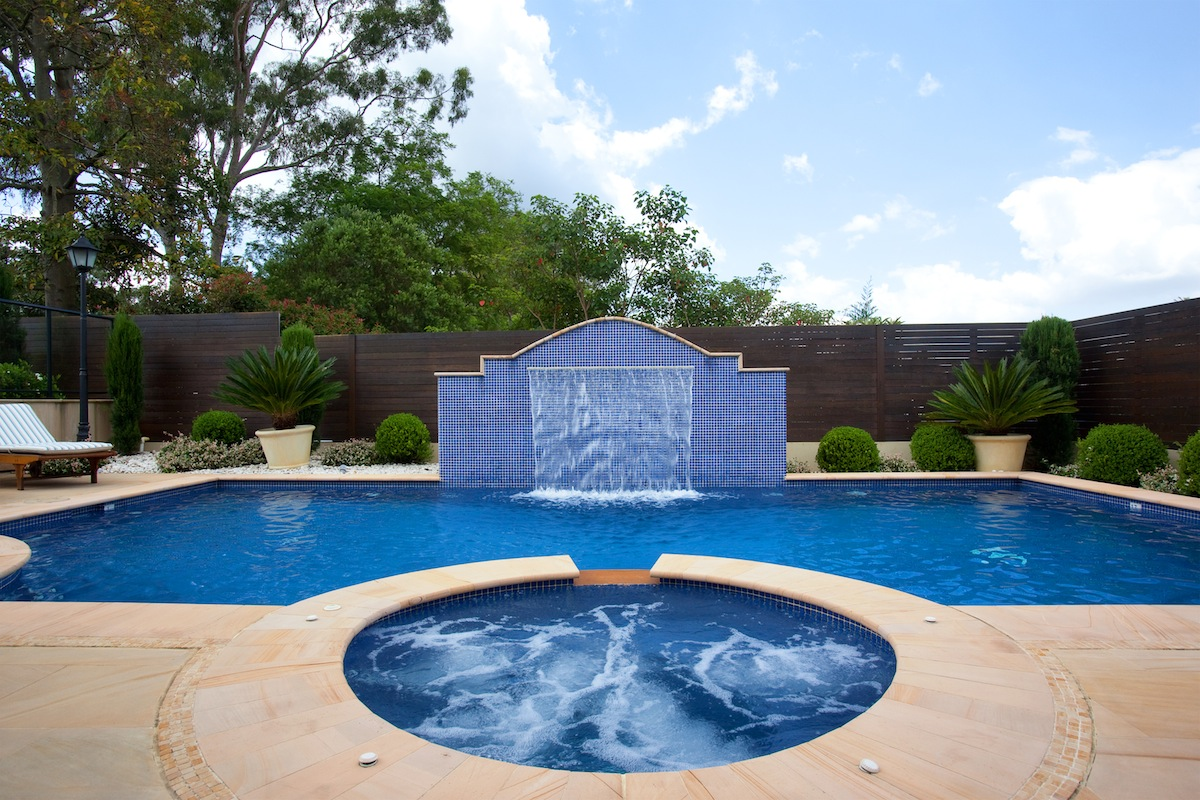 Residential Pool Project - Oatlands 1