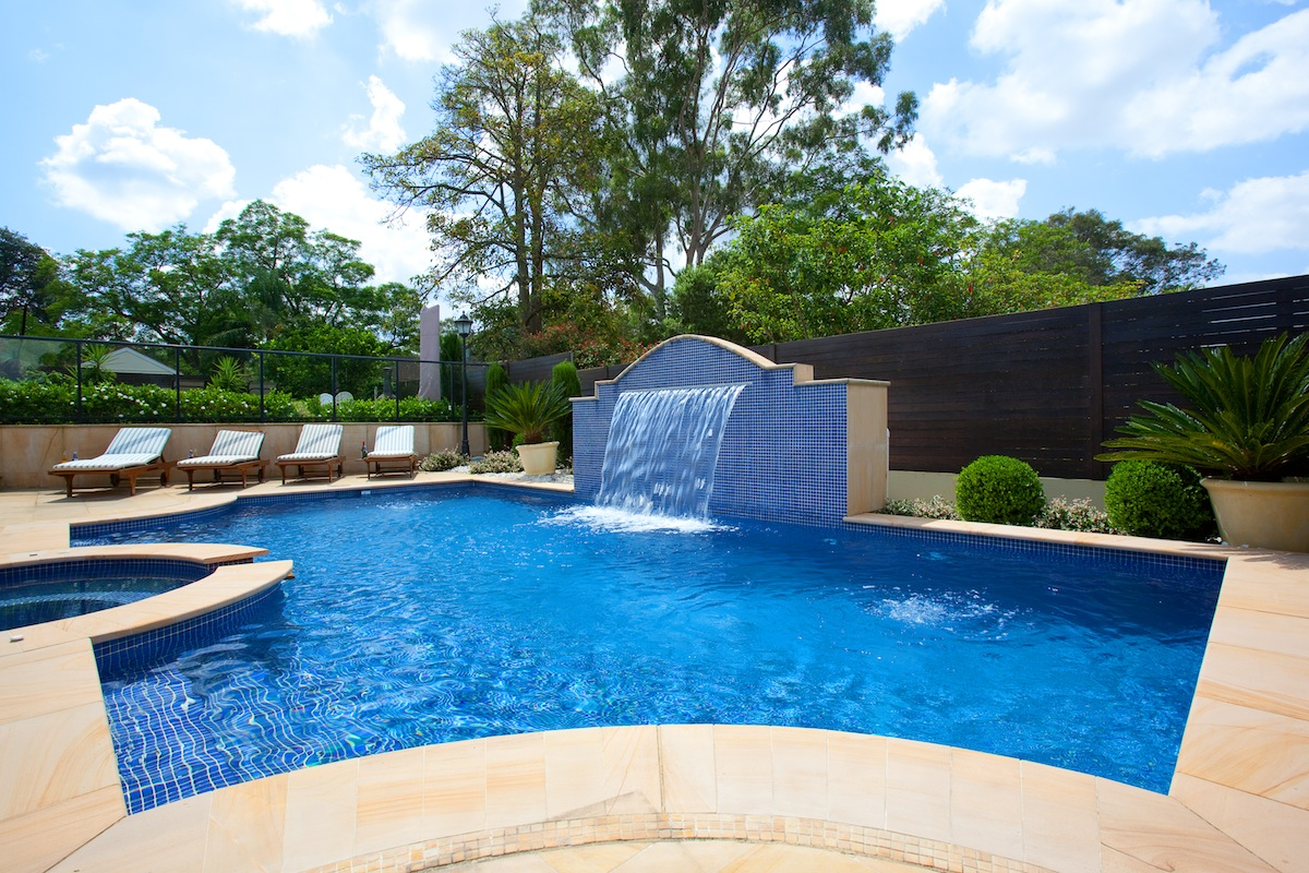 Residential Pool Project - Oatlands 4