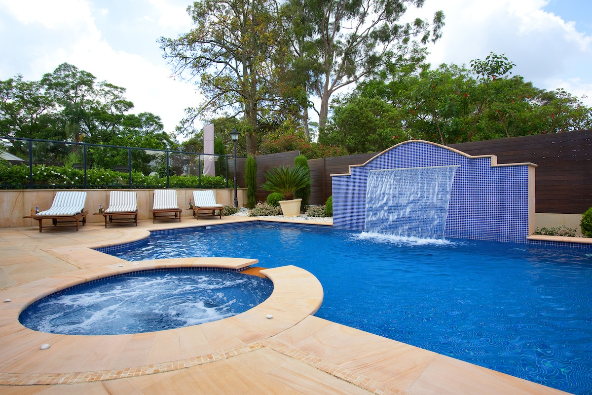 Residential Pool Project - Oatlands 5