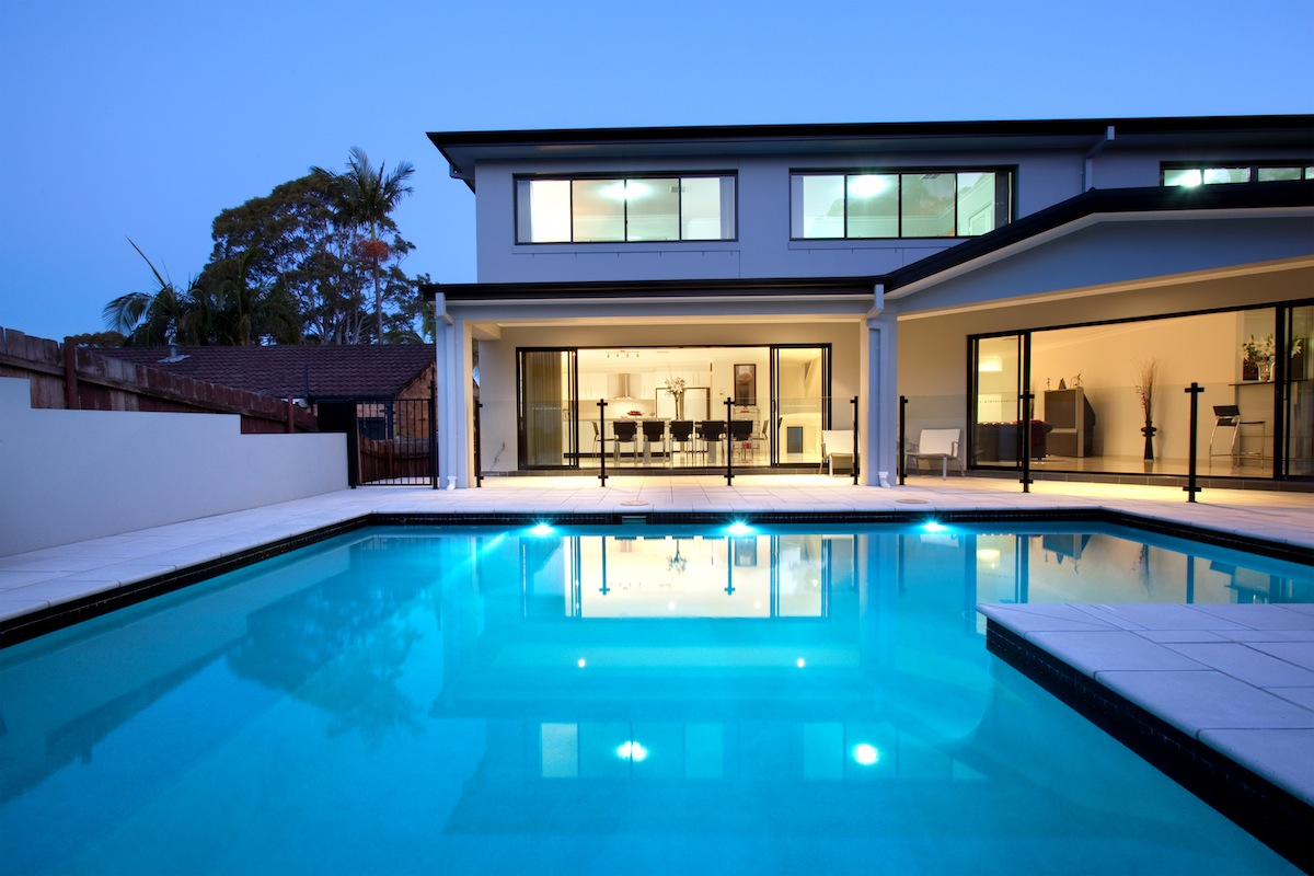 Residential Pool Project - Putney 2