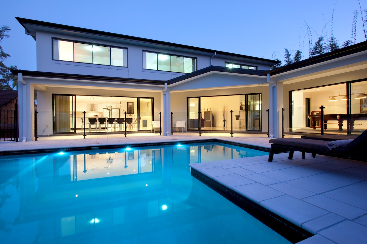 Residential Pool Project - Putney 3