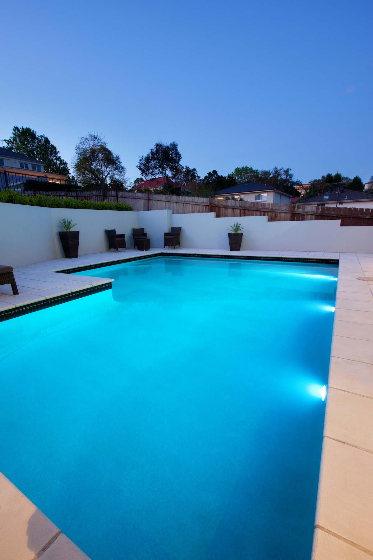 Residential Pool Project - Putney 5