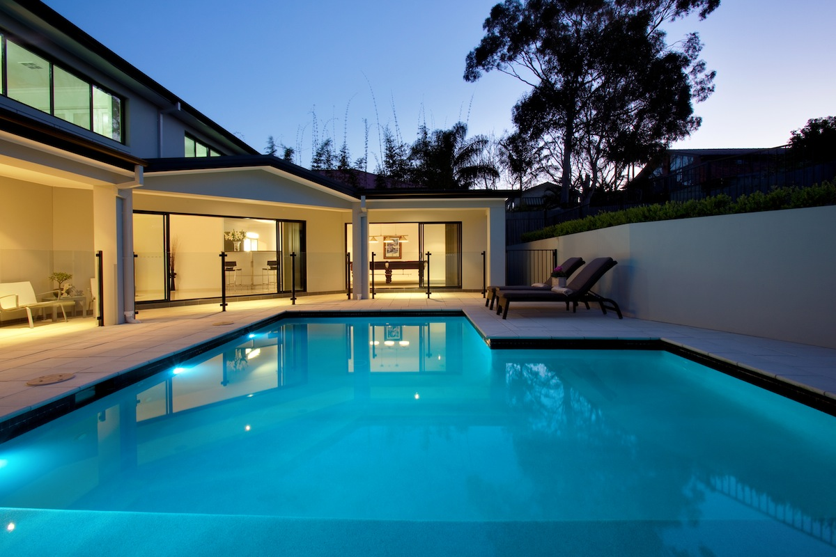 Residential Pool Project - Putney 6