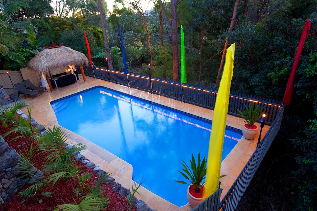 Residential Pool Project - Wahroonga 1