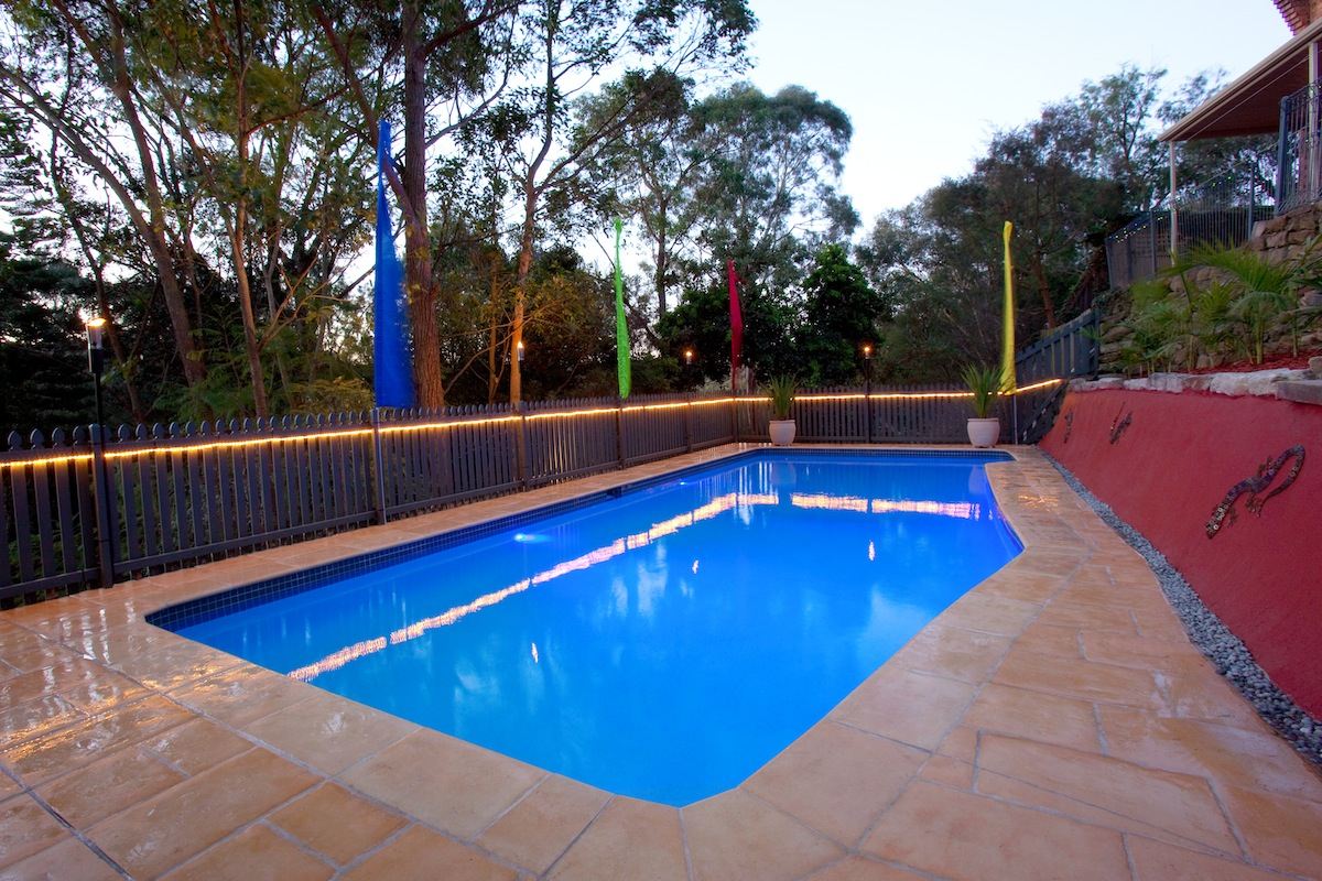 Residential Pool Project - Wahroonga 2