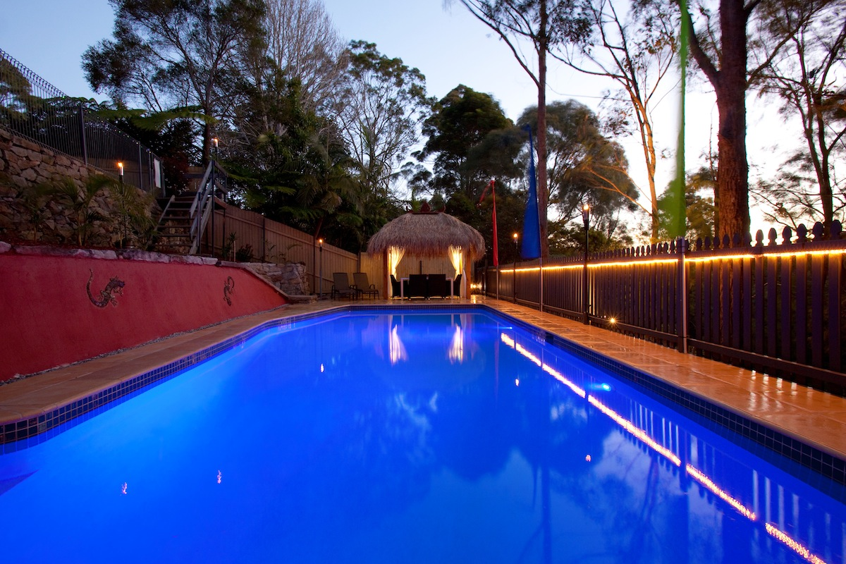 Residential Pool Project - Wahroonga 3