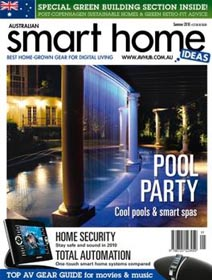 Australian Smart Home: Swimming pool energy management technology