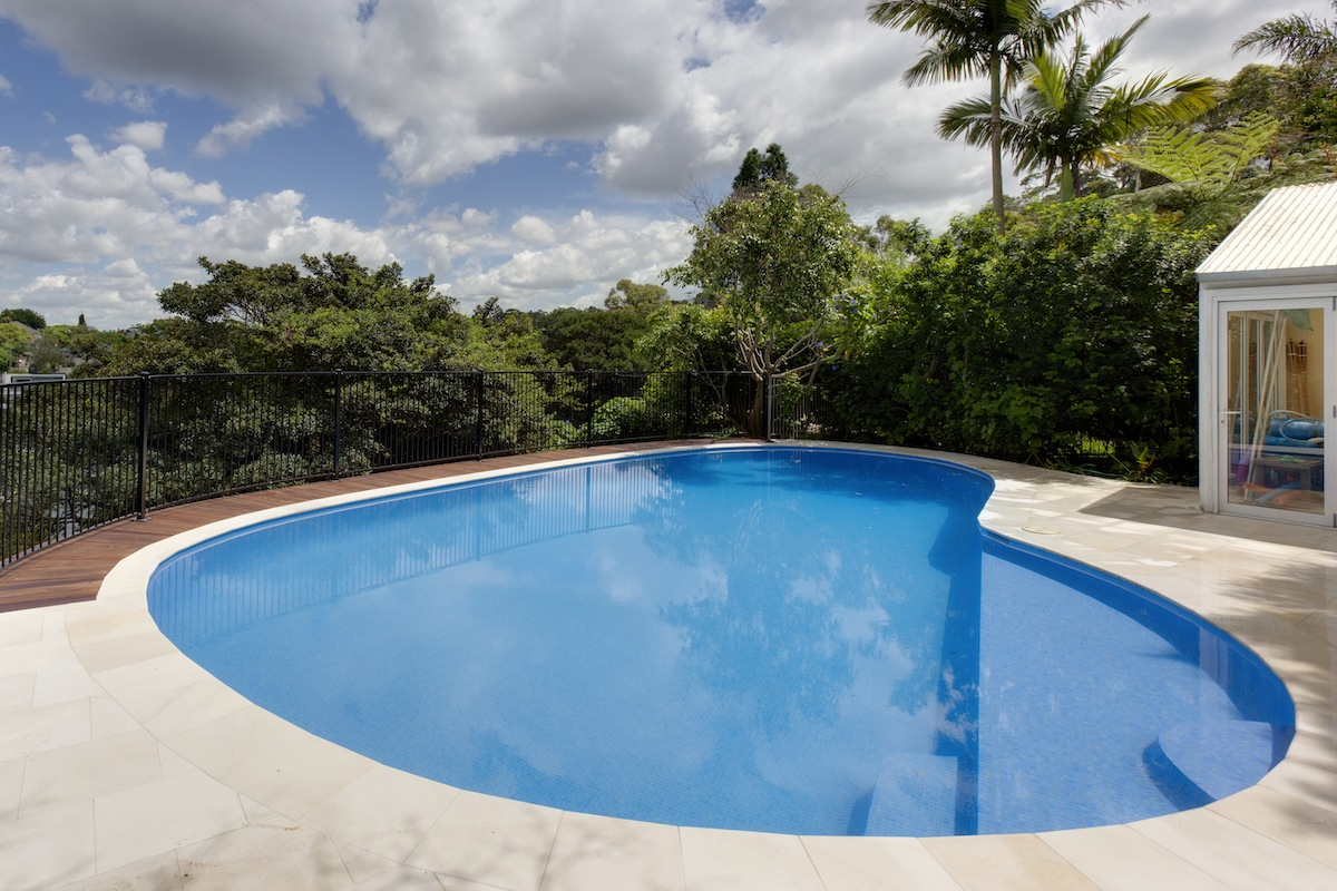 Residential Pool Project - Greenwich 1