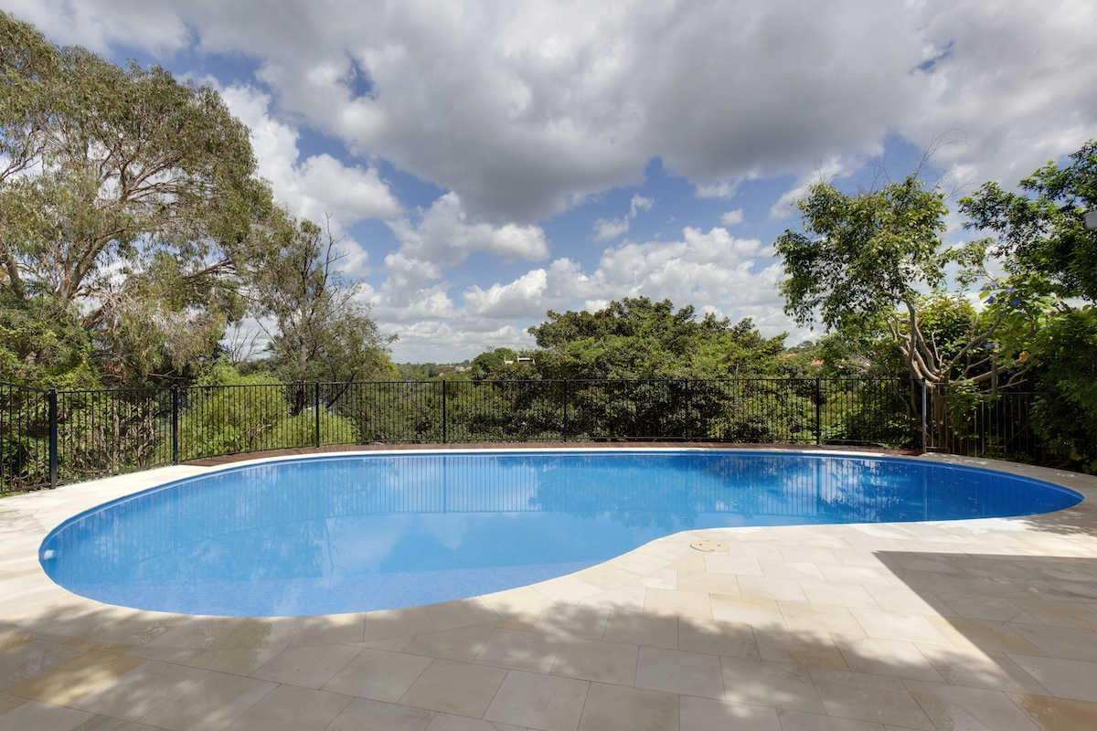 Residential Pool Project - Greenwich 3