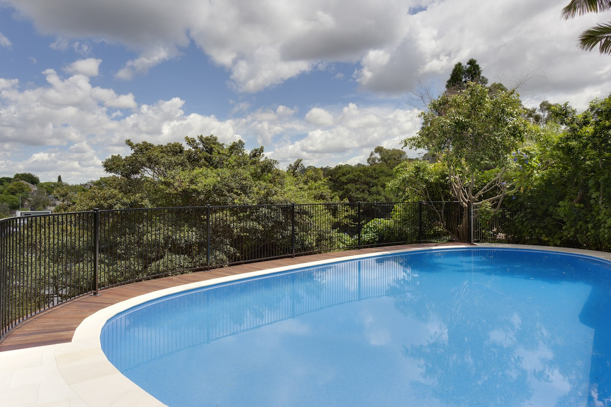 Residential Pool Project - Greenwich 4