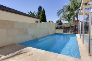 Residential Pool Project - Willoughby 1