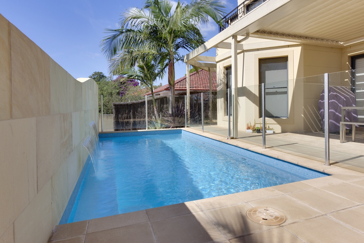 Residential Pool Project - Willoughby 3