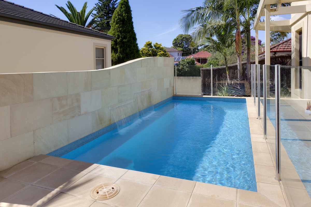 Residential Pool Project - Willoughby 4